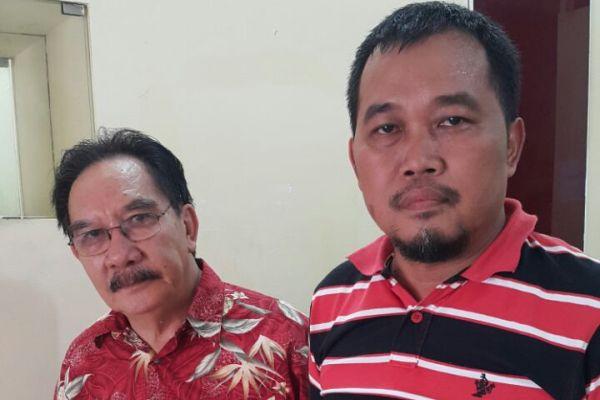 Mantan Ketua KPK, Antasari Azhar, kiri. (pp)