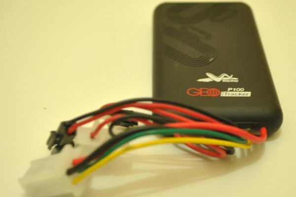 Salah satu tipe Geo Tracker. (yul)