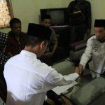 Sepasang Kekasih Menikah di Rutan Mapolres Kota Tangerang
