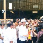 Jokowi Ingin Pastikan Proyek Kereta Bandara Selesai Tepat Waktu