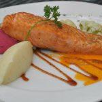 Lezatnya Salmon Zattar Kreasi Chef Eko