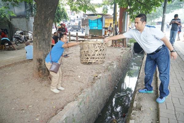 Walikota Tangerang sidak kebersihan.