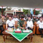 Arief, Zaki & Airin Kompak Serukan Persatuan