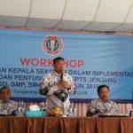 PGRI Kota Tangerang Komitmen Terapkan Kurikulum 2013
