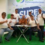 BPJS Ketenagakerjaan Banten Gelar Super Weekend