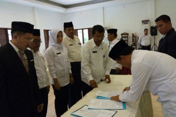Pengurus BPSK Kota Tangsel dilantik. (one)