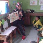 Papan peraga kata motivasi siswa untuk membaca