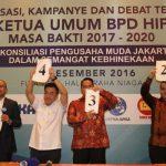 Musda HIMPI Jaya Jadi Wadah Pemersatu Pengusaha