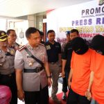 Polisi Lumpuhkan Komplotan Pembobol Minimarket di Karawaci