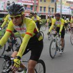 Trek Century Ride Indonesia Tempuh Jarak 130 Kilometer