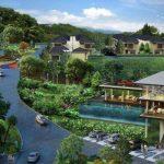 Konsep Nuansa Alam, Golden Park 2 Tawarkan 4 Tipe Rumah