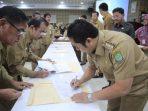 kepala OPD di Kota Tangerang tandatangani kontrak kerja
