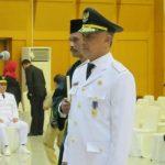 Nata Irawan Dilantik jadi Plt Gubernur Banten