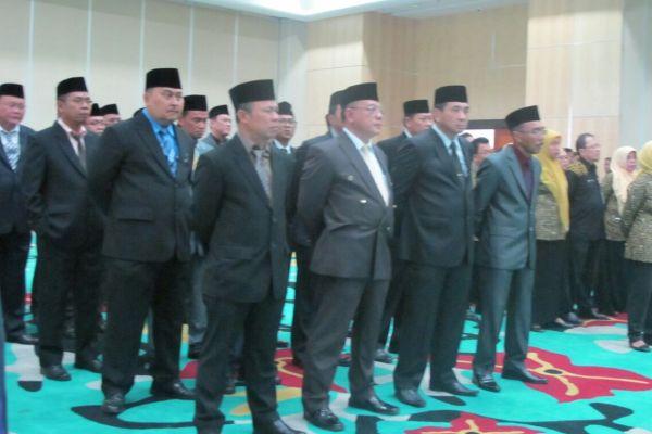8 SKPD di Tangsel belum punya pimpinan