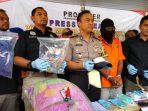 pembunuh carsiah di hotel flamboyan Polres Metro Tangerang