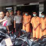 Remaja 16 Tahun Otaki Pencurian Motor di Tangerang