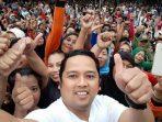 selfie walikota tangerang