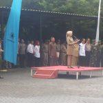 Satpol PP Tangsel Resmi Dipimpin Chaerul Saleh