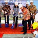 Gedung Hemat Energi Tower 3 UMN Masuki Tahap Topping Off