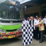 20 Halte BRT Dirawat secara Berkala