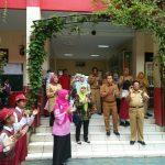 Tim Adiwiyata Kota Tangerang Verifikasi SDN Karang Tengah 7