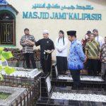 Arief Pimpin Ziarah ke Kali Pasir