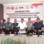 KPK Gelar Pelatihan Bersama Penanganan Korupsi