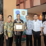Kota Tangerang Sabet Penghargaan WTN