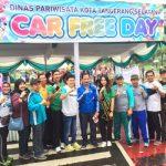 15.000 Ikan Dibakar di Car Free Day Bintaro