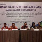 BPJS Ketenagakerjaan Banten Target Gaet 782.574 Peserta