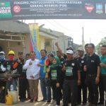 Indomaret Salurkan CSR Lingkungan di Cikande