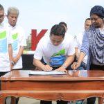Deklarasi dan MoU Pelestarian Sungai Cisadane