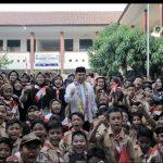 Puisi Siswa untuk Pemimpin Kota Tangerang
