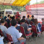 Pasar Rakyat School Dukung Pertumbuhan Ekonomi