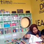 The Open Book, Perpustakaan Pas untuk Anak