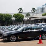 BMW, Mobil Resmi Leaders' Summit IORA 2017