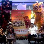 Kejuaraan Barongsai Internasional Kembali Hadir di Liwo