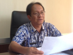 Dadang Supriatna Kabid Pemberdayaan Sosial Dinsos Kota Depok