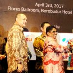 Pemkot Tangsel Terima Sindo Government Award 2017