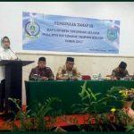 Walikota Airin Lepas Kontingen Tangsel ke MTQ Banten XIV