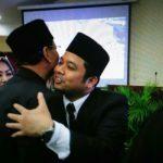 Arief Ucapkan Selamat kepada WH