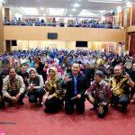 Hadapi Era Globalisasi, UNPAM Gelar Seminar Motivasi & Leadership