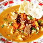 Tongseng Jali-Jali, Makanan Pinggiran untuk Orang Gedongan