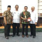 Pemenang Olimpiade Guru Asal Tangsel Dapat Penghargaan