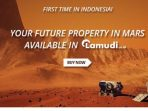property in mars
