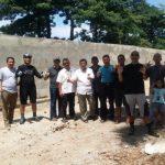 Warga Villa Bintaro Regency Senang Tanggul Diperbaiki