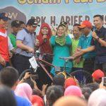 Arief Support WH Ditengah Masyarakat