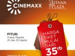 Fitur Cinemaxx Istana Plaza Bandung