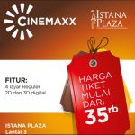 Cinemaxx Resmikan Bioskop ke-23 di Istana Plaza Bandung