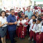 Hardiknas, Ratusan Siswa SD Ikuti Hero Teaching